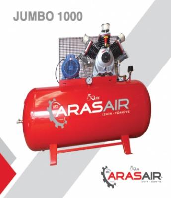 JUMBO 1000 10 HP / 15 HP